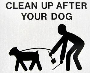 Dog-waste-sign