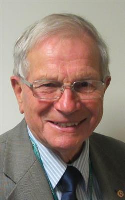 Cllr Horace Prickett