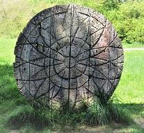 wildlife wheel icon