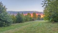 Sunrise 03.10.2018 DKG_2277