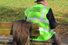 New FoSCP high-vis vests