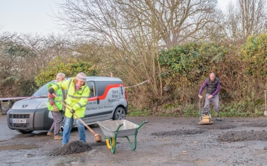 FoSCP Fixing the car park